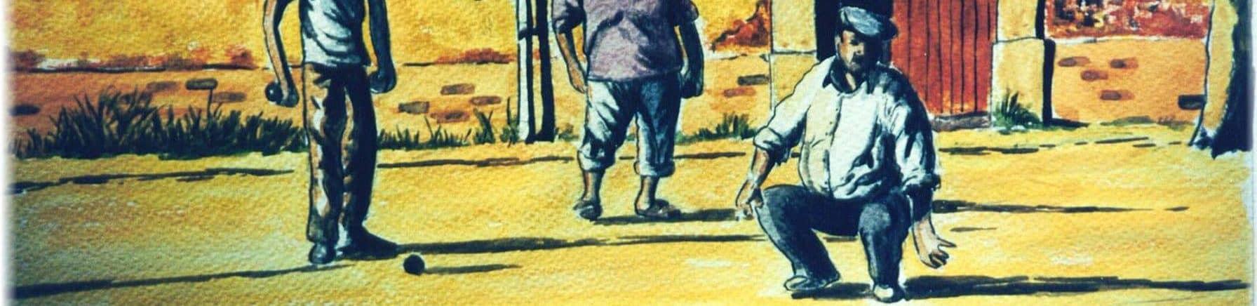 Pétanque : Boule de petanque