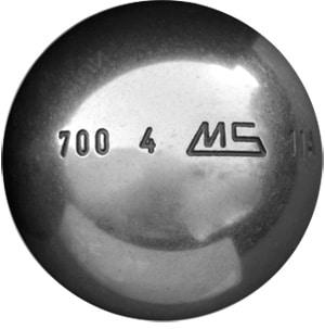 MS LSX petanque inox
