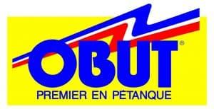 ancien logo de Obut fabricant de boules de pétanque